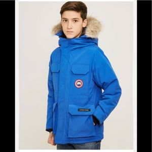 Boys Youth Expedition Parka 4565YPB